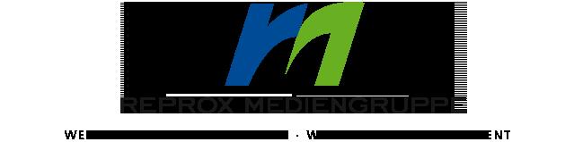 Reprox Mediengruppe Logo