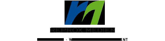 Reprox Medien GmbH & Co. KG Logo