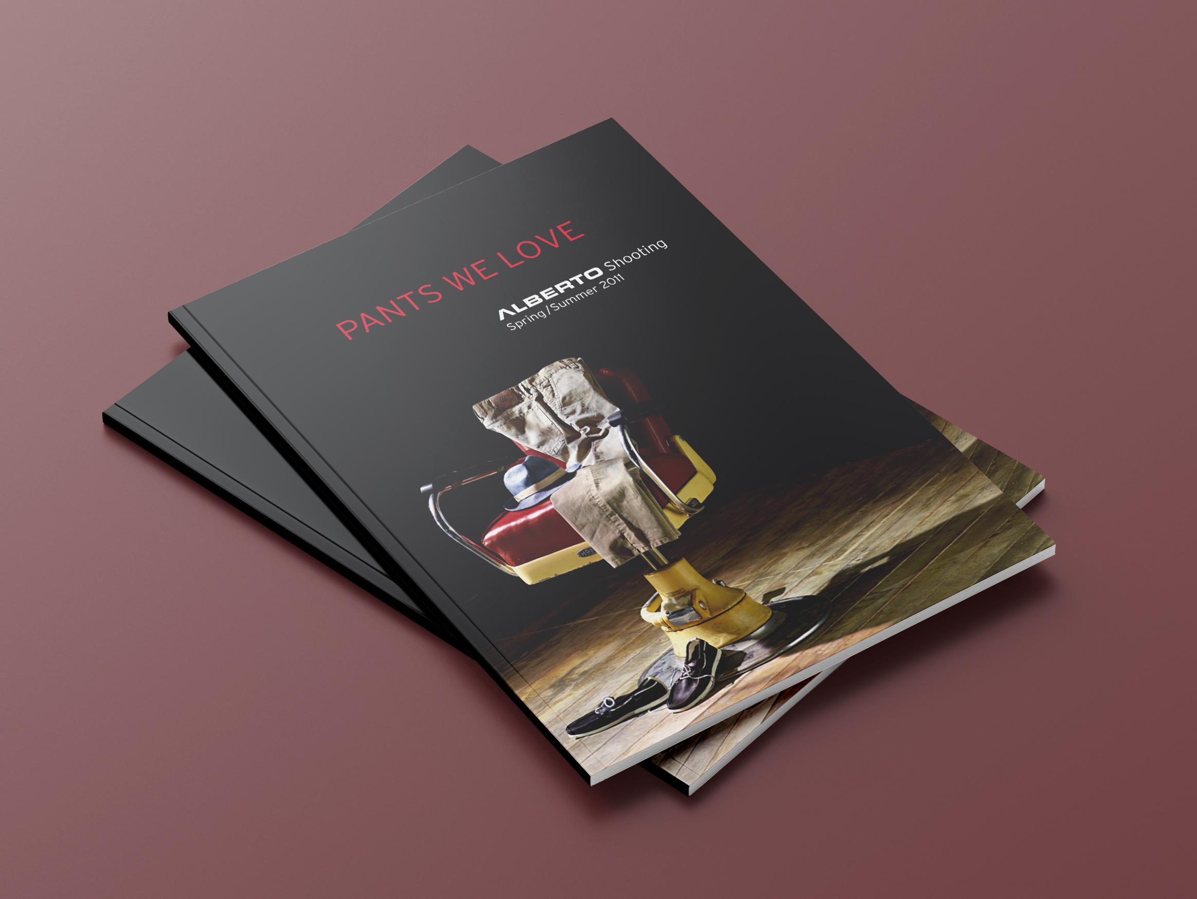 Klebegebundene Broschüren PUR/Hotmelt